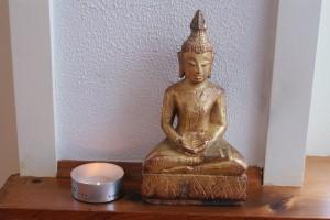 Boeddha staat voor innerlijke rust en aandacht